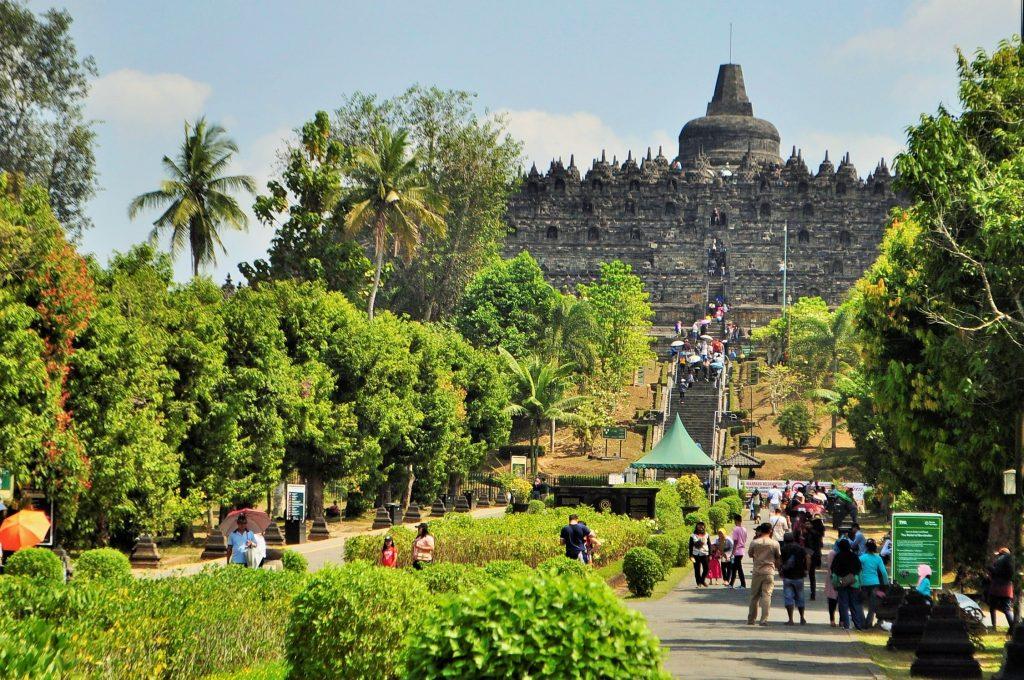 Templos de Borobudur - Haz La Mochila