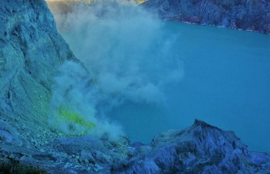 Monte Ijen Indonesia