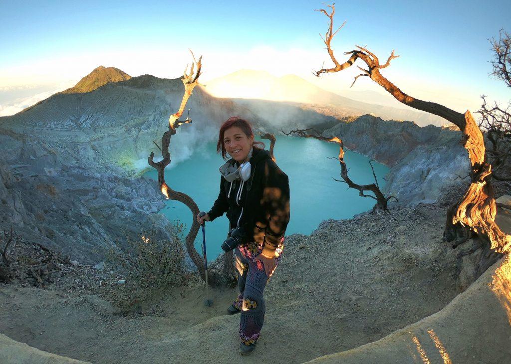 Subir al Monte Ijen - Haz La Mochila
