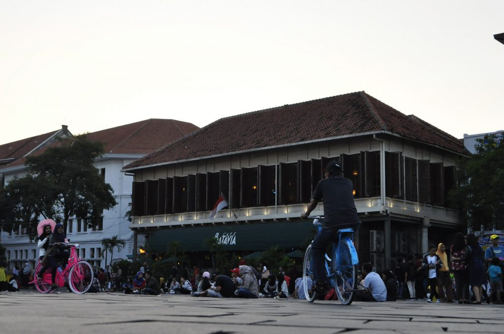 Batavia Yakarta