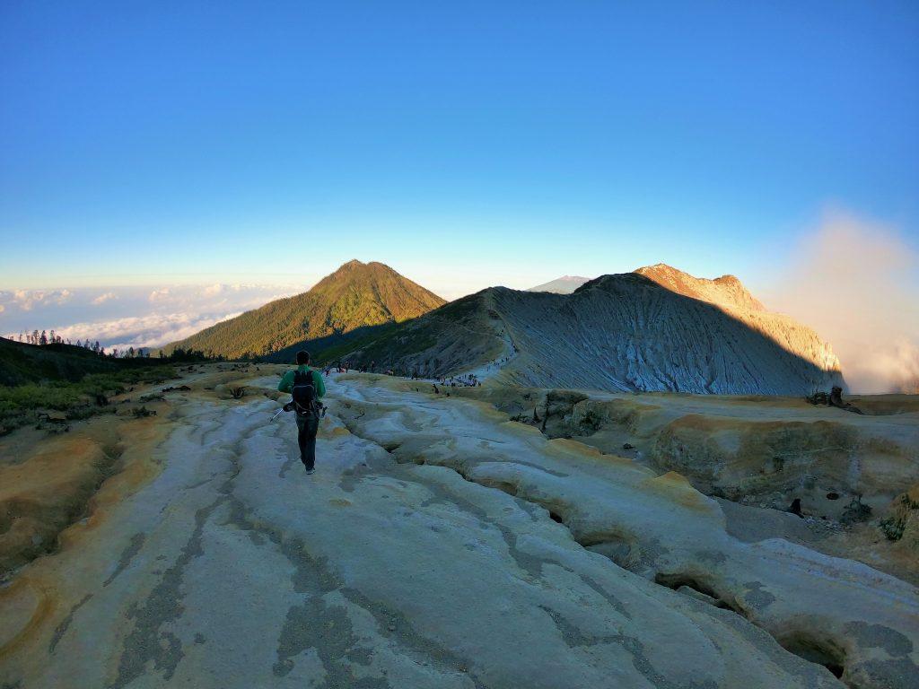 Ruta al volcán Ijen