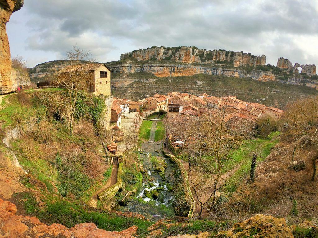 Orbaneja del Castillo - Haz La Mochila