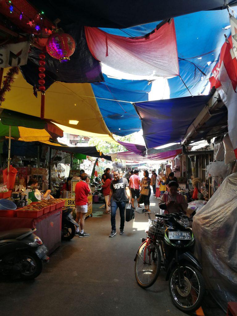 Glodok Yakarta - Haz La Mochila