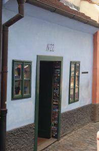Casa de Kafka - Haz La Mochila