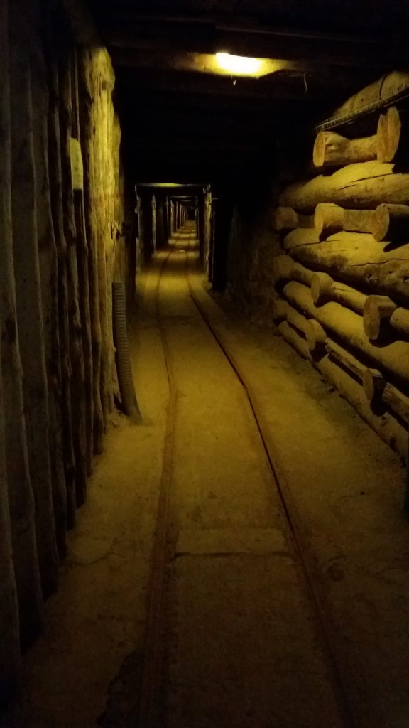 minas de sal de Wieliczka - Haz La Mochila