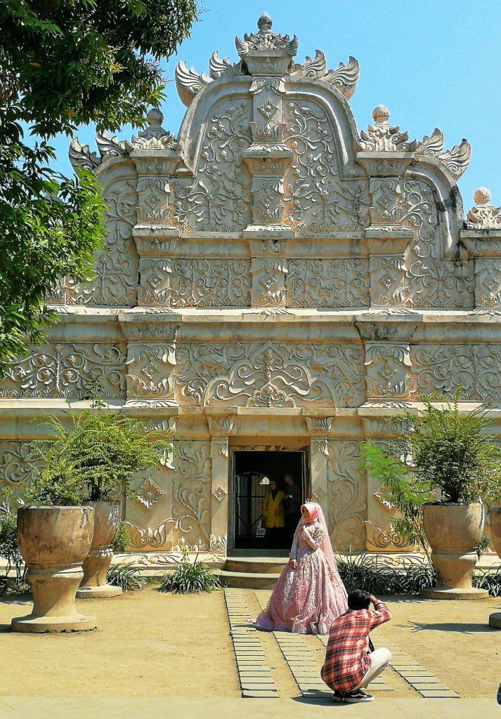 Taman Sari Yogyakarta - Haz La Mochila