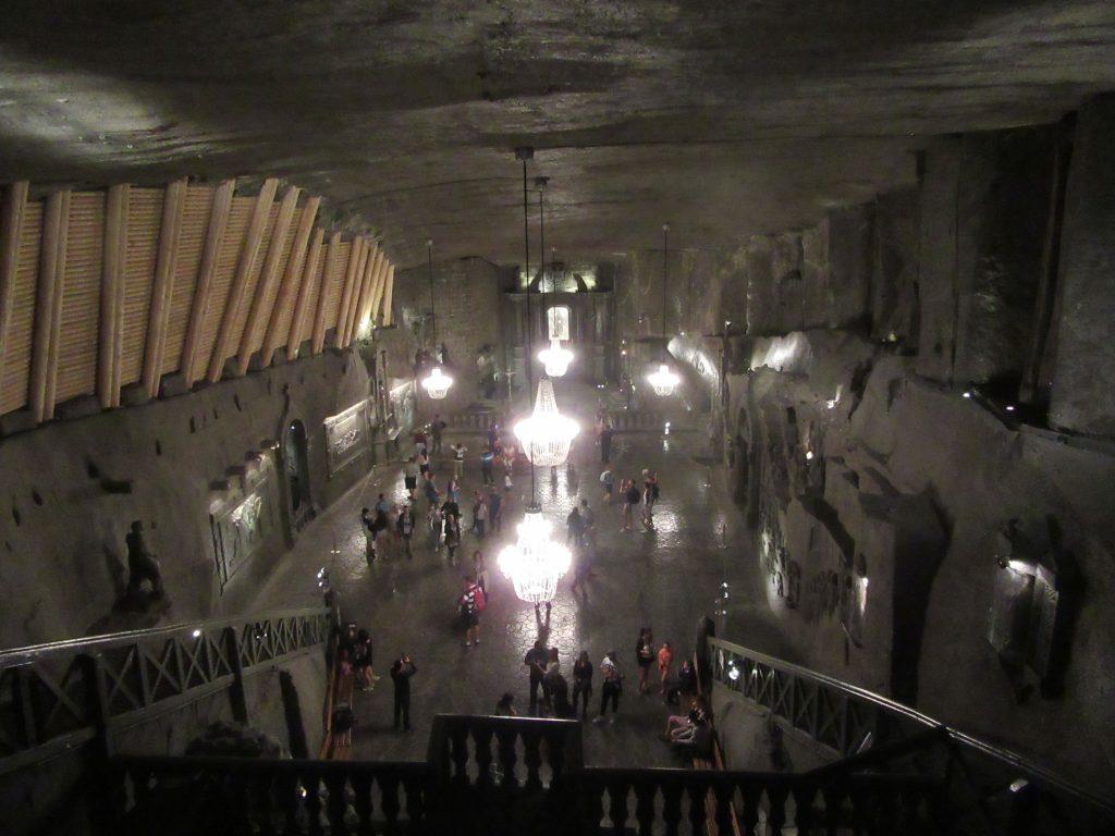 minas de sal de Wieliczka, Cracovia - Haz La Mochila