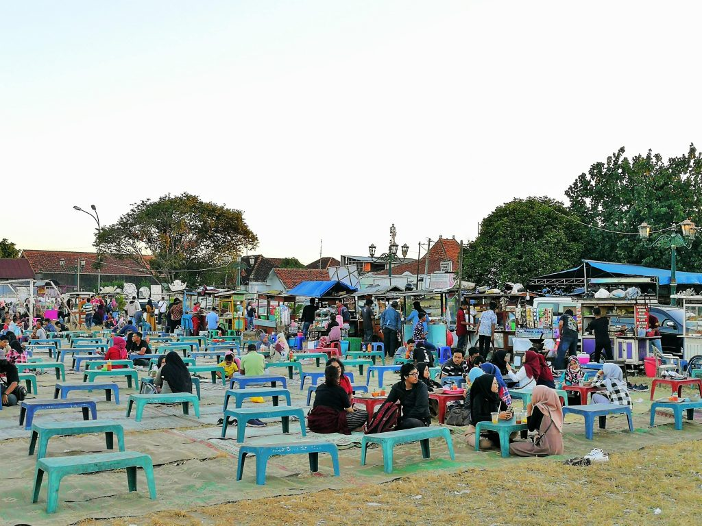 Alun Alun Yogyakarta - Haz La Mochila