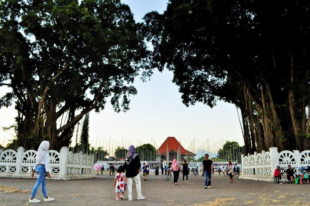 Alun Alun Yogyakarta