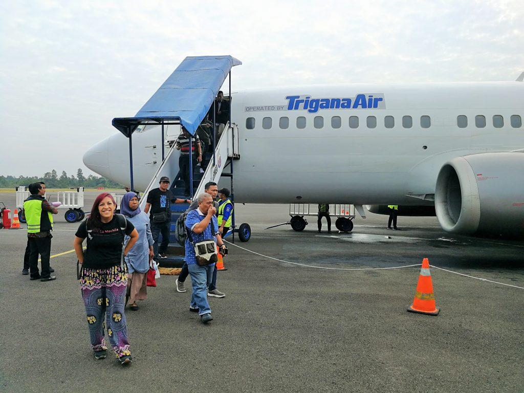 de Surabaya a Pangkalan Bun