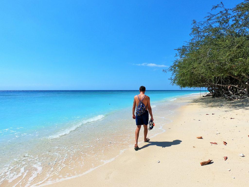 Playas en las islas Gili - Haz La Mochila