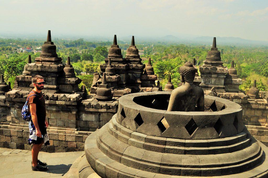 Ir a Borobudur - Haz La Mochila