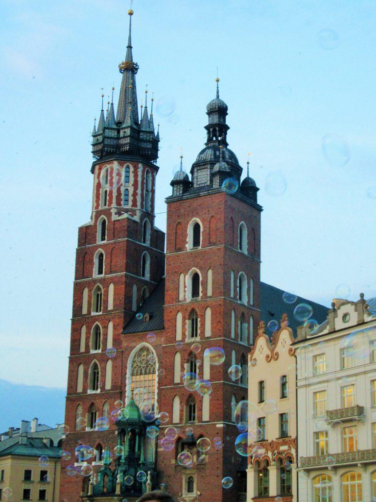 Imprescindible en Cracovia