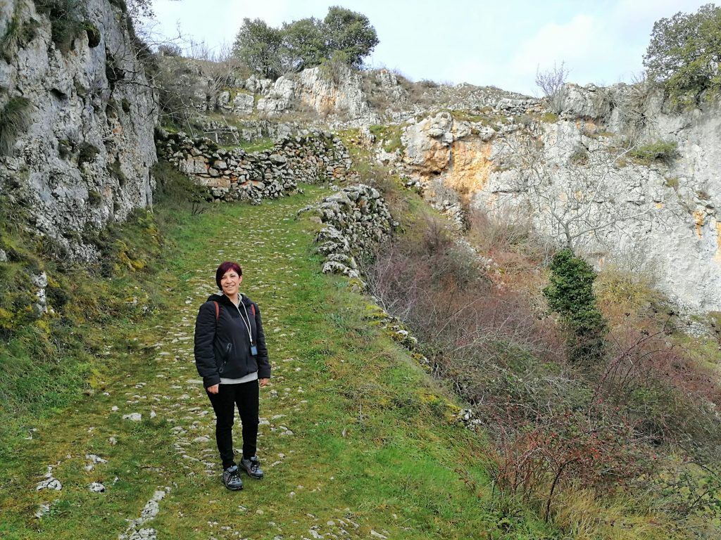 Ruta de los chozos - Haz La Mochila