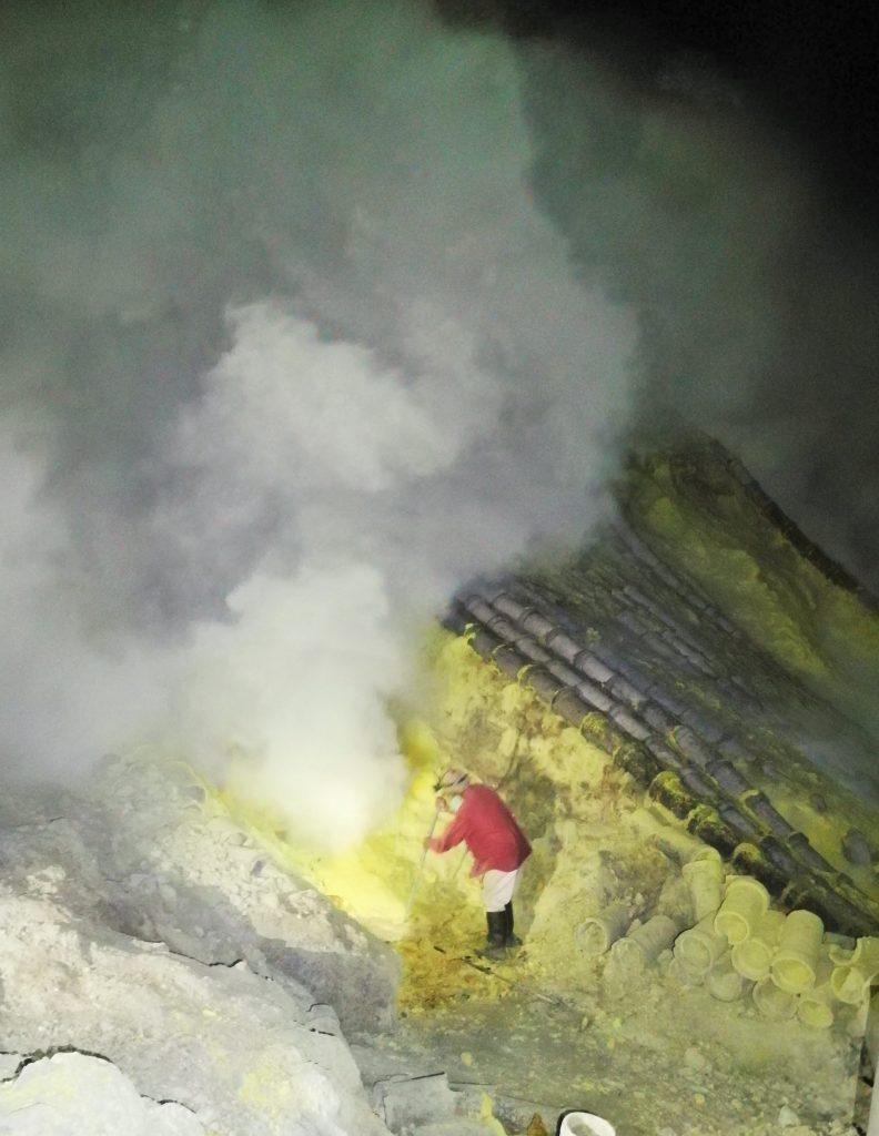 Cráter del Ijen