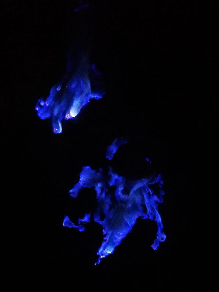 Fuego azul monte Ijen - Haz La Mochila