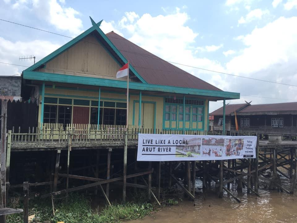Alojamiento en Pangkalan Bun