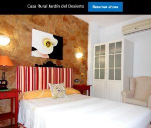 Alojamiento en Tabernas, Almería