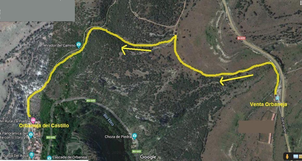 Cómo llegar a Orbaneja del Castillo en autobús - Haz La Mochila