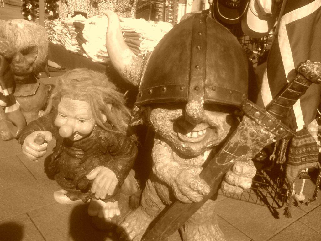 Trolls Noruega