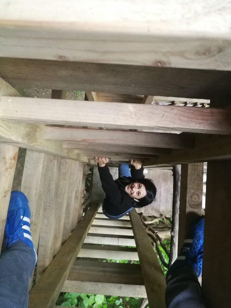Dormir en una cabaña en un árbol - Haz La Mochila