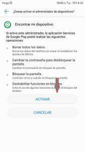 Encontrar móvil robado - Haz La Mochila
