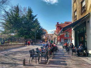 Barrio Romántico - Haz La Mochila