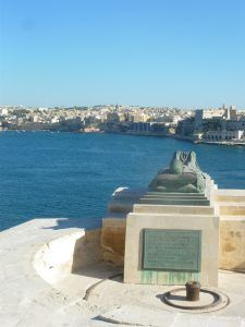 Siege Bell Memorial La Valeta