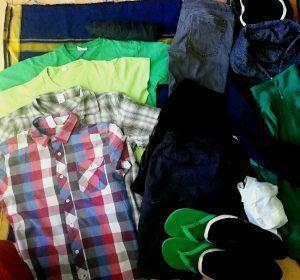 La ropa - Haz La Mochila