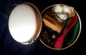 Cocina de viaje - Haz La Mochila