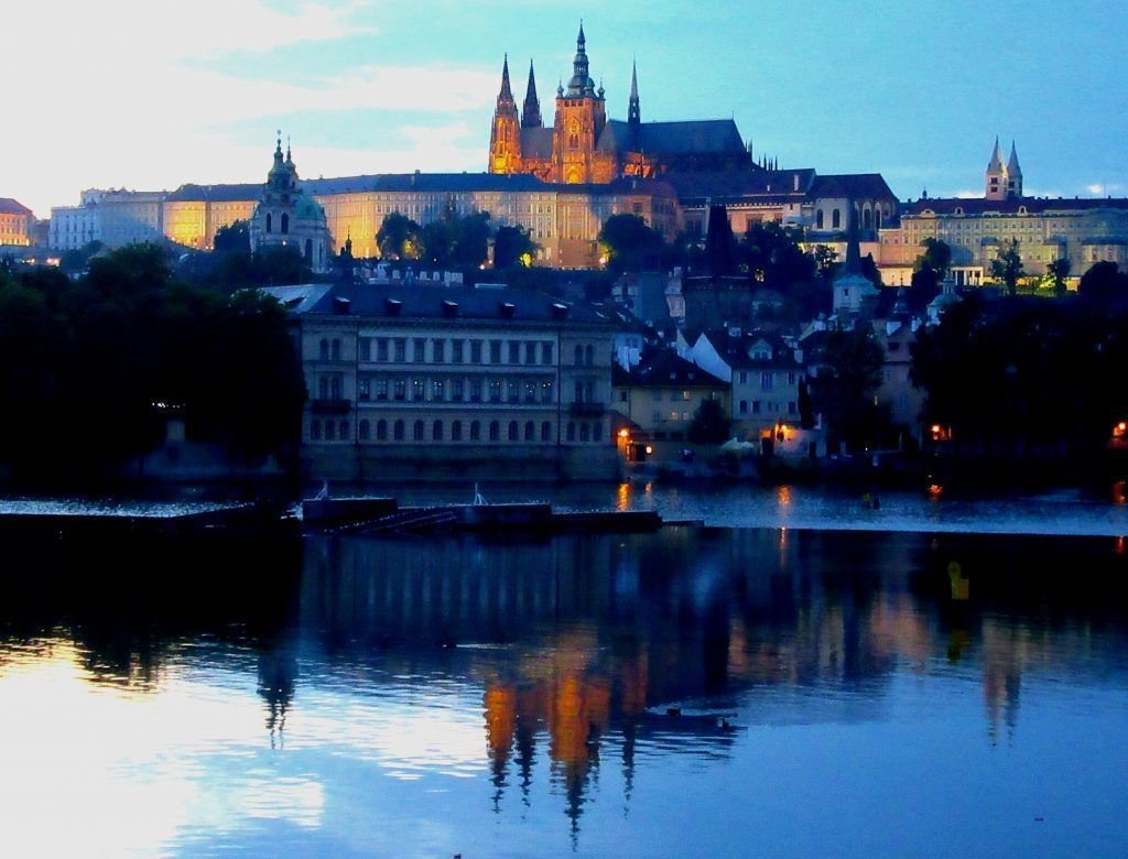 Mala Strana y Castillo de Praga - Haz La Mochila