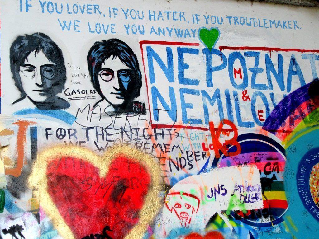 John Lennon - Haz La Mochila