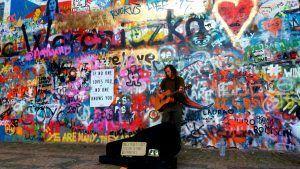 Muro de Lennon - Haz La Mochila