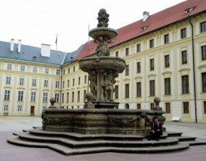 Palacio Real Praga