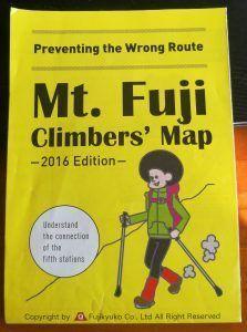 Subir el Monte Fuji - Haz La Mochila