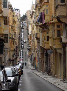 Calles de La Valeta