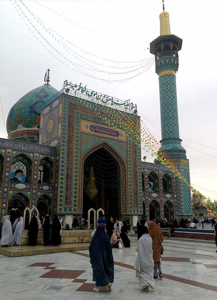 Irán - Haz La Mochila