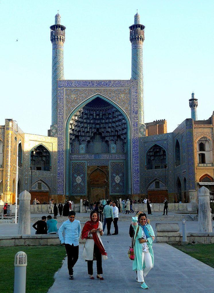 Isfahan - Haz La Mochila
