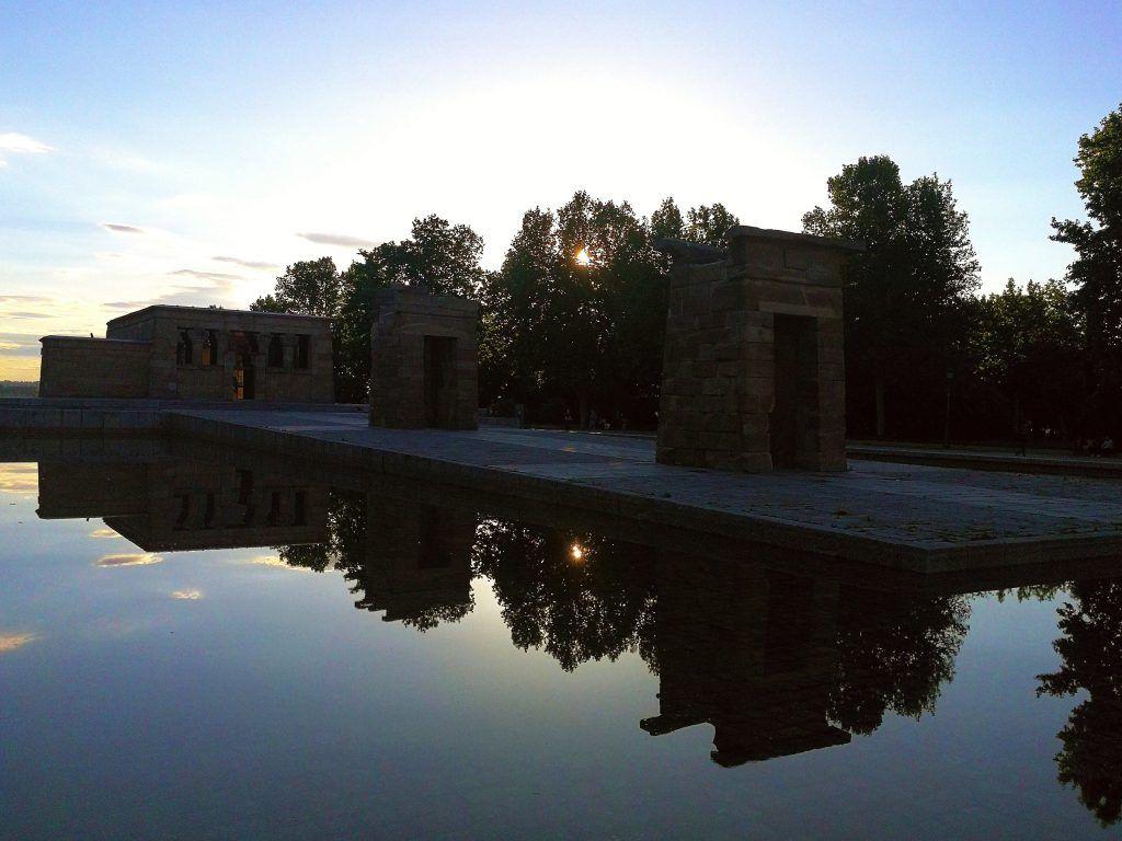 Templo de Debod - Haz La Mochila