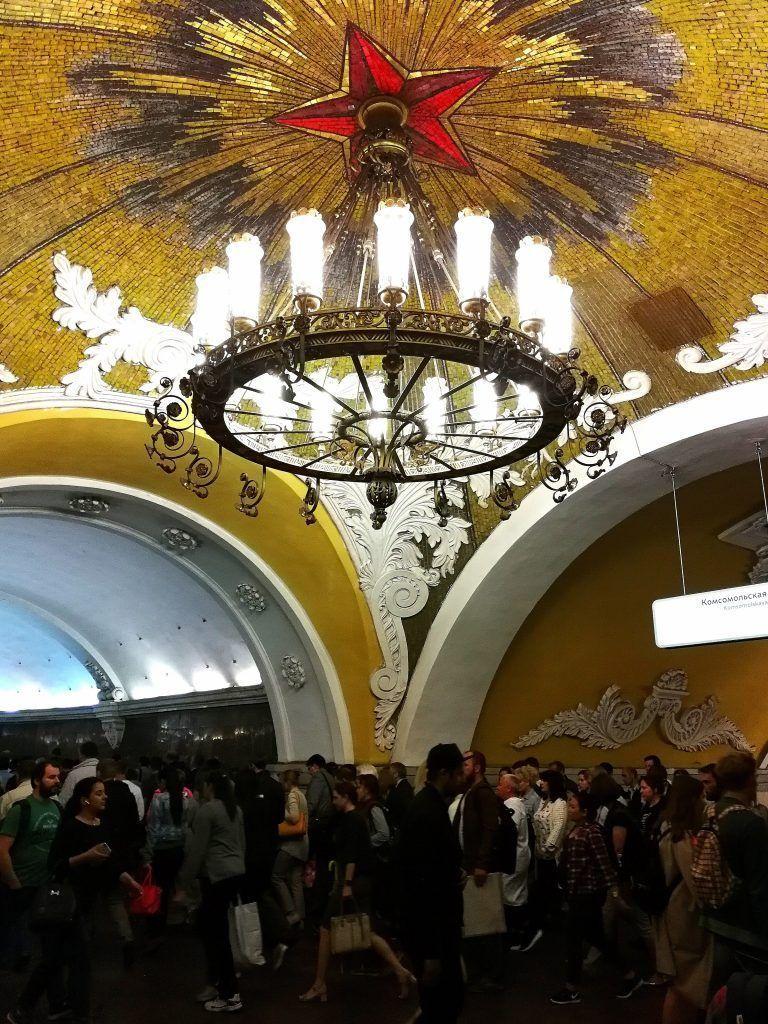Moscú - Haz La Mochila