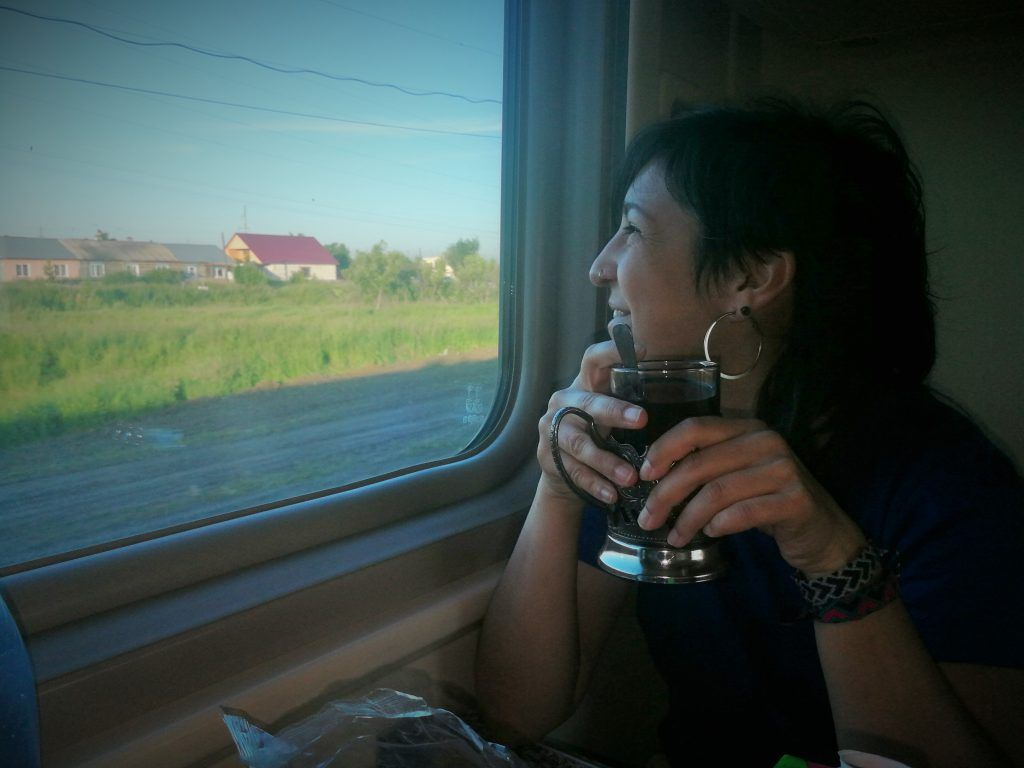 Transiberiano - Haz La Mochila