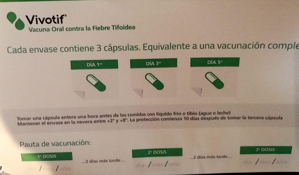 Vacunacón internacional - Haz La Mochila