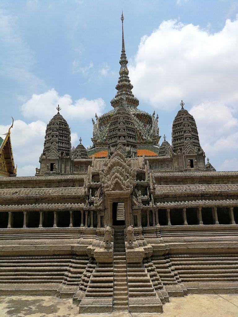 Templo del Buda de Esmeralda - Haz La Mochila