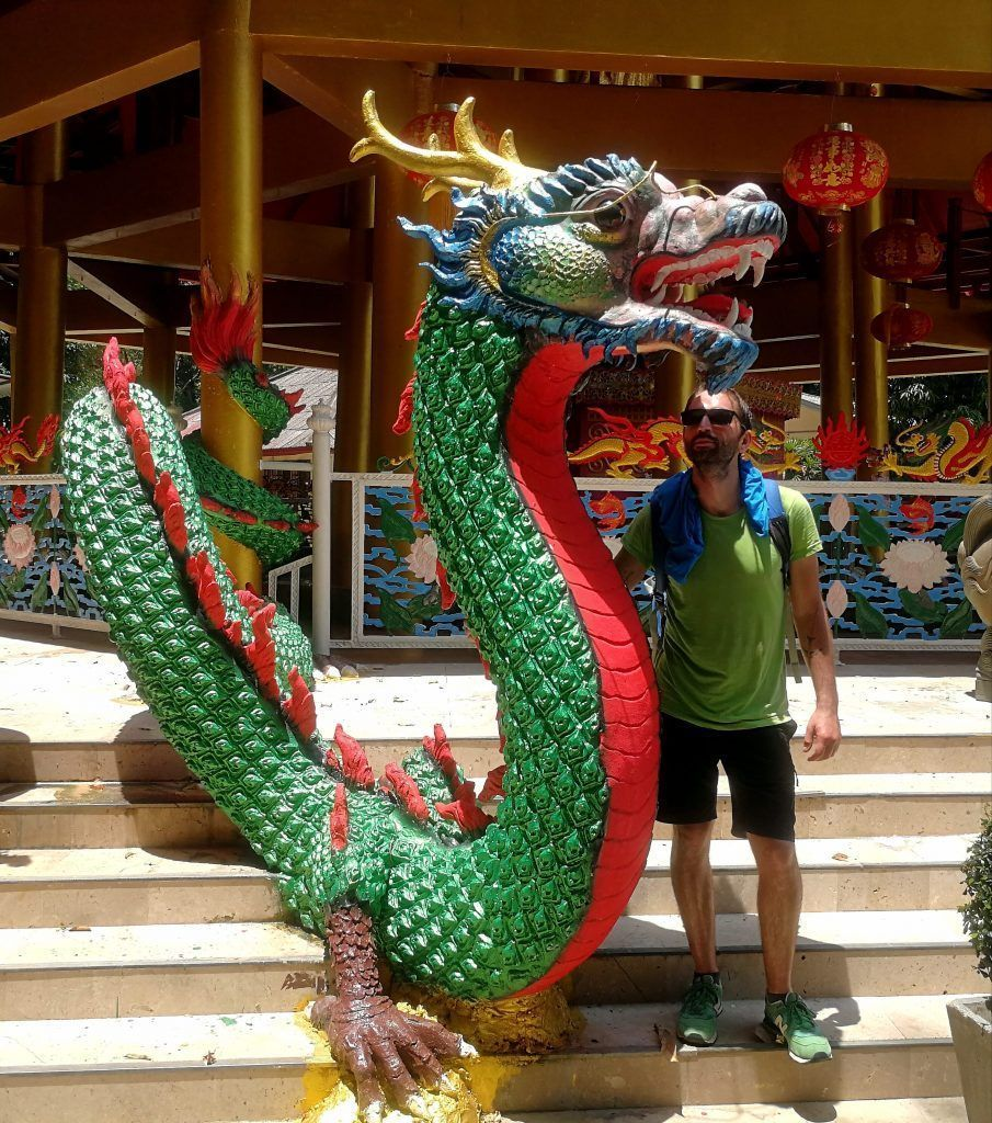 Templo del Tigre - Krabi - Haz La Mochila