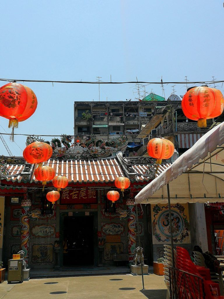Chinatown Bangkok - Haz La Mochila