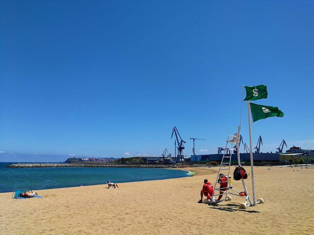 Playa del Arbeyal - Haz La Mochila