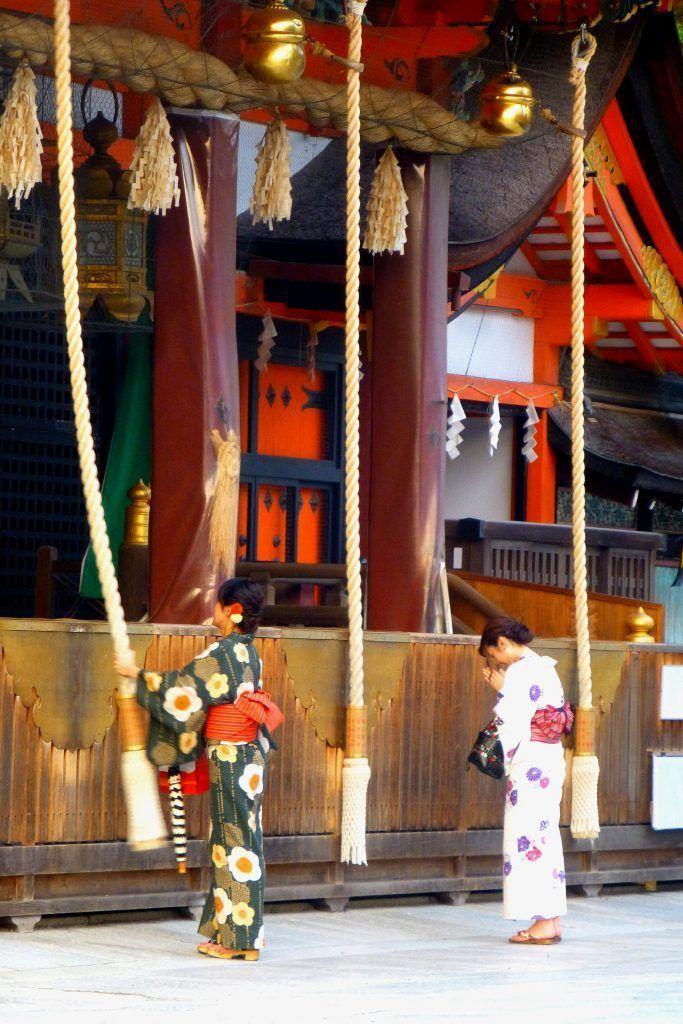 Kioto - Haz La Mochila