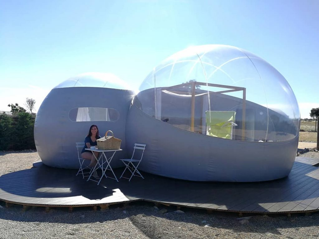 Hotel burbuja - Haz La Mochila