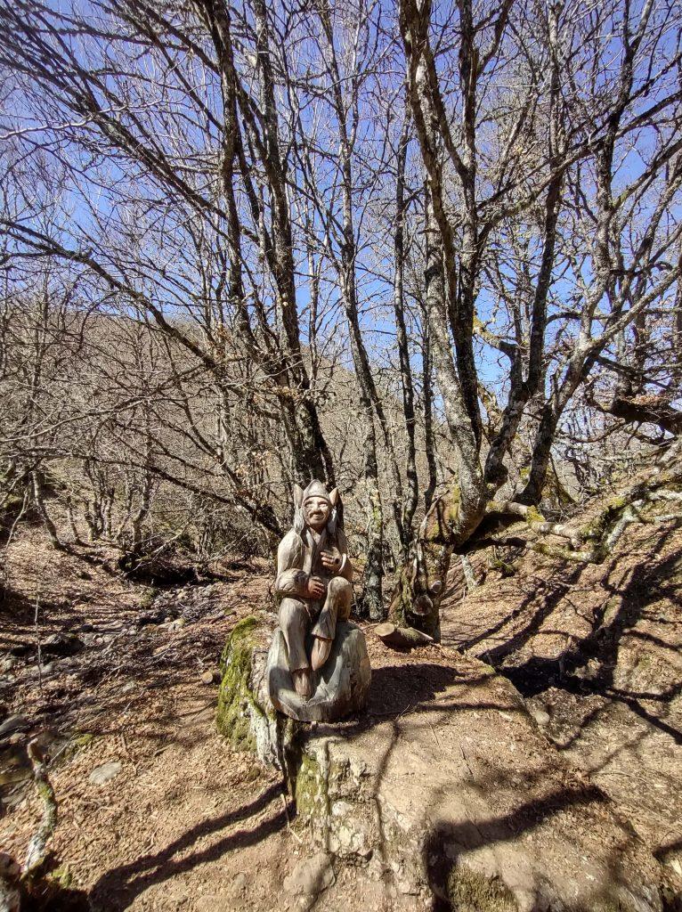 Ruta de la Mitología Leonesa - Haz La Mochila