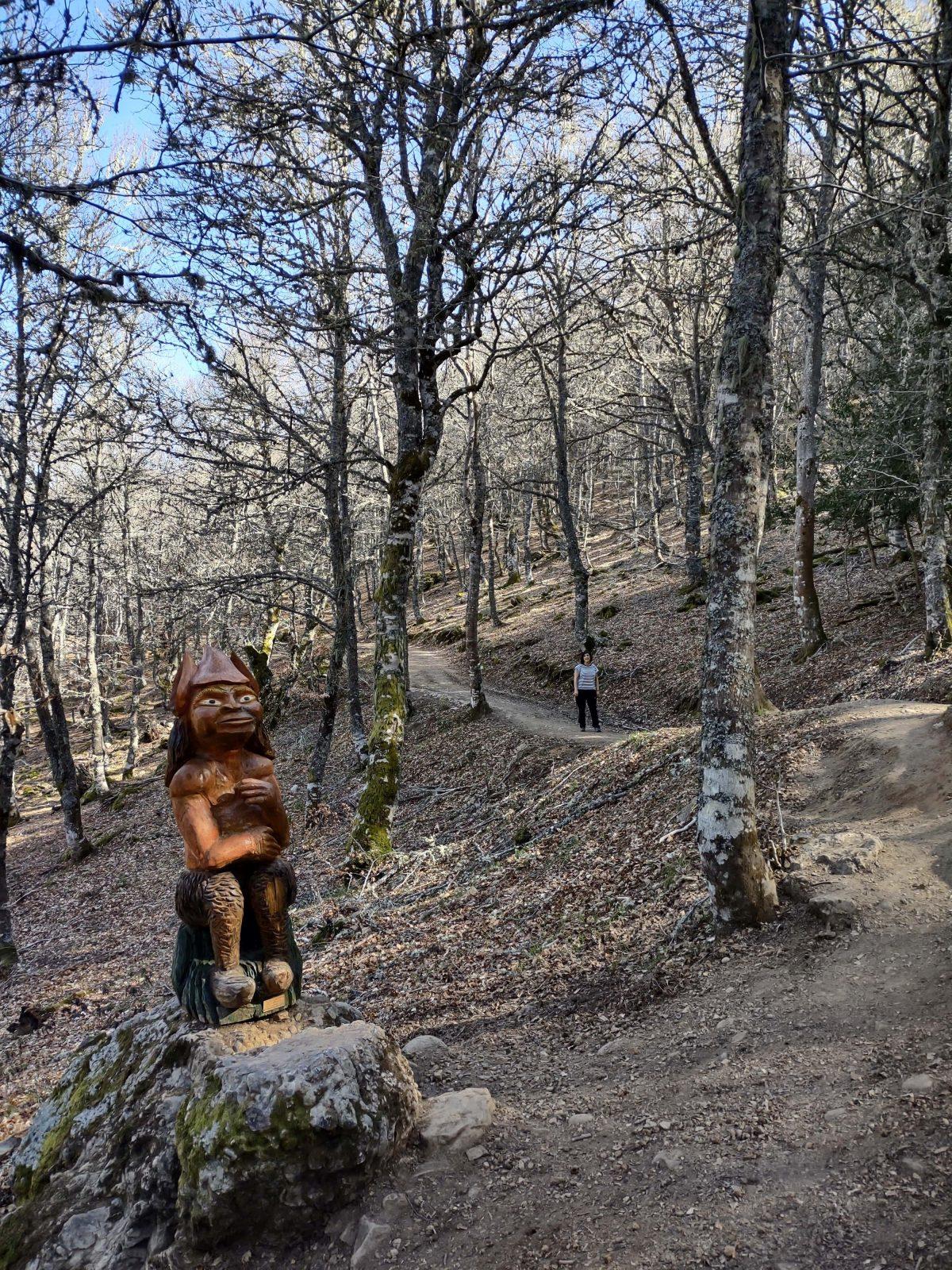 Ruta Mitológica Leonesa - Haz La Mochila